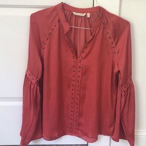 Coral Soft Surroundings top